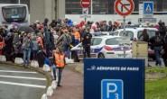FRANCIA UOMO RUBA L'ARMA E UCCIDE IN AEROPORTO