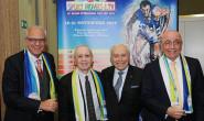 """MILANO A CINQUE CERCHI 2019: CONGRESSO CIO E FINALE """"SPORT MOVIES & TV"""""""