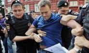 RUSSIA ARRESTATE PERSONE IN MANIFESTAZIONE DI PROTESTA