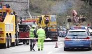 INCIDENTE SULLA A10 MORTI DUE OPERAI