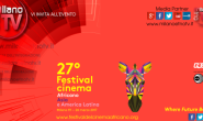27° FESTIVAL DEL CINEMA AFRICANO, DELL'ASIA E DELL'AMERICA LATINA: OPENING NIGHT 20 MARZO ALLE 20.30 AUDITORIUM SAN FEDELE, MILANO