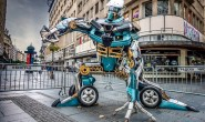 TRANSFORMERS ART MILANO