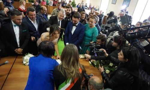 LA PRIMA TRANS A SPOSARSI IN ITALIA, IL MATRIMONIO DI ALESSIA E MICHELE DIVENTA REALTA'