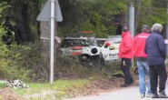 GRAVE INCIDENTE AL RALLY TARGA FLORIO