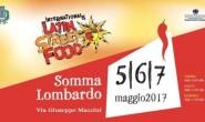 INTERNATIONAL LATIN STREET FOOD SOMMA LOMBARDO CENTRO STORICO DA VENERDI' 5 A DOMENICA 7 MAGGIO