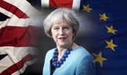 THERESA MAY APRE LE URNE ANTICIPATE IN GRAN BRETAGNA