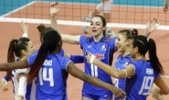 EUROPEI FEMMINILI UNDER 18 L'ITALIA BATTE 3-0 LA BULGARIA E VOLA  IN SEMIFINALE
