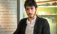 GABRIELE DEL GRANDE: FERMO DA 9 GIORNI IN TURCHIA