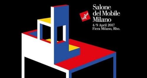 DESIGN WEEK 2017 – SALONE DEL MOBILE MILANO DAL 4 AL 9 APRILE, FIERAMILANO, RHO