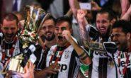JUVENTUS – LAZIO 2-0, VINCONO LA COPPA ITALIA I BIANCONERI