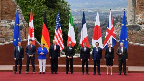 """TAORMINA: LE NUOVE SFIDE DEL G7, """"SUI MIGRANTI BUON COMPROMESSO"""""""