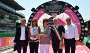 BUONGIORNO DALLA CRONO VERITÀ, ULTIMA TAPPA DEL GIRO D'ITALIA