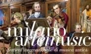 27 APPUNTAMENTI IN 10 LUOGHI SUGGESTIVI TORNA DAL 13 GIUGNO IL FESTIVAL MILANO ARTE MUSICA