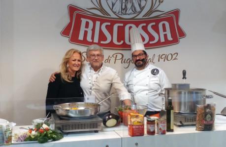 Riscossa_TuttoFood2017_Mastromauro_Pugliese -AD Conad_chef
