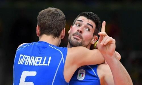 Nazionale maschile: secondo collegiale stagionale a Roma da lunedì 15 maggio