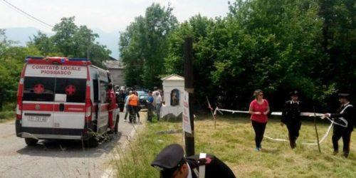 TRAGEDIA AL RALLY CITTA' DI TORINO