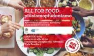 PIU' SIAMO, PIU' DONIAMO LA FESTA DI INAUGURAZIONE DI MILANO FOOD CITY