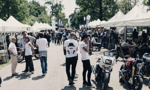 The Reunion: moto cafe racer, scrambler, special e classiche all'Autodromo Nazionale Monza