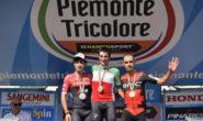 MOSCON  E LONGO BORGHINI SONO I NUOVI CAMPIONI ITALIANI A CRONOMETRO