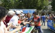 BUONGIORNO DA PIEMONTE TRICOLORE CAMPIONATI ITALIANI CICLISMO SU STRADA 2017