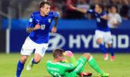 ITALIA UNDER 21 VINCE CONTRO LA GERMANIA 1-0