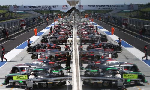 Gara successiva  Hungaroring: Blancpain GT Sprint Cup