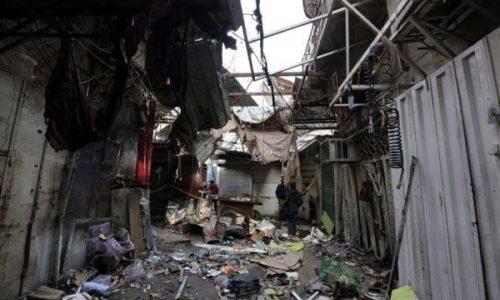 DOPPIO ATTENTATO IN IRAQ 45 MORTI E 80 PERSONE FERITE