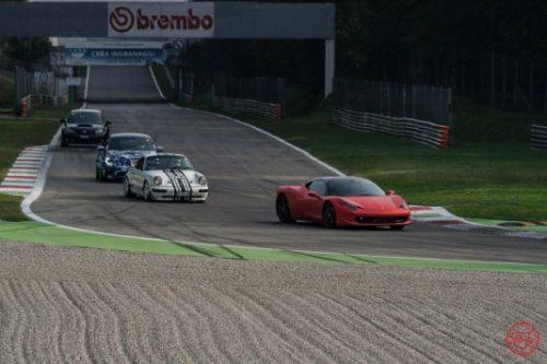 Supercar all'evento GTCup di Monza