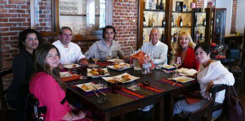 """GLI ISPIRATORI #9: CARLOS GAYTAN, OSPITE D'ONORE AL MEXICAN FOOD EXPERIENCE: """"OGNI MIO PIATTO E' UN GESTO DI AMORE""""."""