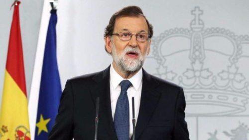 CATALOGNA, ULTIMATUM DI MARIANO RAJOY: FERMATEVI ENTRO LUNEDI'