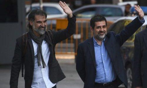 CATALOGNA: ARRESTATI DUE LEADER INDEPENDENTISTI, INIZIANO LE PROTESTE