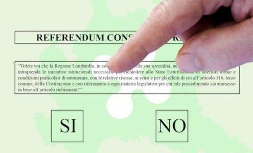 Referendum consultivo regionale