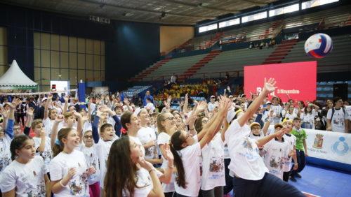 """A Milano la quarta tappa del tour """"Gioca Volley S3… in sicurezza"""""""