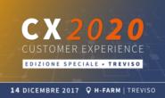 CUSTOMER EXPERIENCE 2020 EDIZIONE SPECIALE TREVISO
