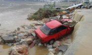 GRECIA: INONDAZIONI E ALLUVIONI ALMENO 10 MORTI, DISPERSI E FERITI