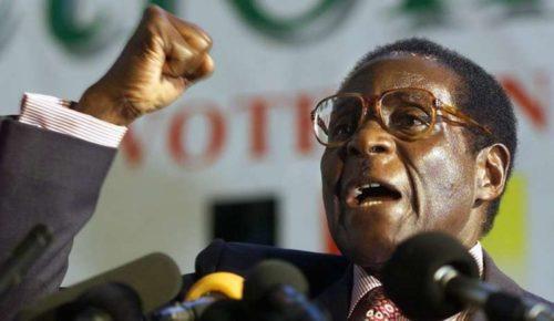 ZIMBABWE: PRIMA USCITA PUBBLICA DI ROBERT MUGABE DOPO IL BLITZ DEI MILITARI