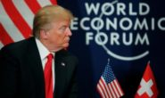 SVIZZERA: WORLD ECONOMIC FORUM, IL DISCORSO DI DONALD TRUMP A DAVOS