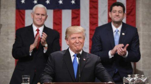 USA: TRUMP ESALTA NUOVO MOMENTO PER L'AMERICA PIÙ FORTE, SICURA E ORGOGLIOSA