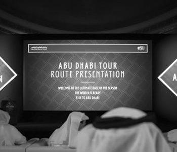 2018 Abu Dhabi Tour TV Copertura e programma