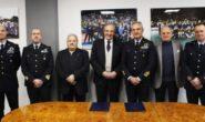 Rinnovato il Protocollo d'Intesa tra la Fipav e l'Aeronautica Militare