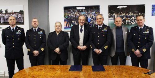Ufficio Generale Per La Comunicazione Aeronautica Militare : Rinnovato il protocollo d intesa tra la fipav e l aeronautica