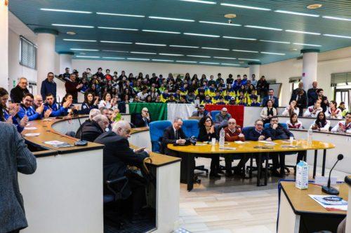 Volleyball Nations League Femminile: presentata a Eboli la manifestazione