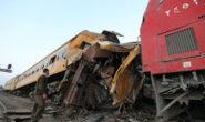 EGITTO: INCIDENTE FERROVIARIO, ALMENO 15 MORTI E 40 FERITI