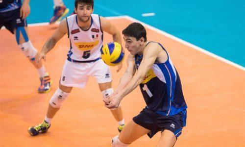 Europeo Under 18M: l'Italia cede 3-2 alla Rep. Ceca, domani la finale per il Bronzo