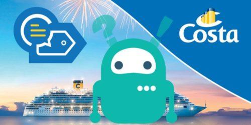 SMARTY, Chatbot di Costa Crociere sviluppato da LiveHelp® riceve il premio CMMC 2018  sezione Chatbot & AI Customer Service