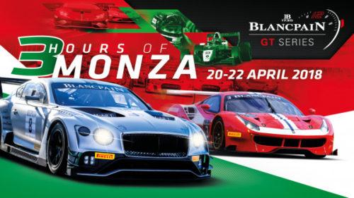 Impressionante griglia da 54 vetture per l'apertura della Coppa Endurance Blancpain GT Series a Monza