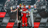 Mario Cordoni completa il fine settimana di Monza con la vittoria della Main Race, Stephen Earle vince la Coppa di Ferro dopo una scintillante guida