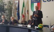 Seniores Maschile: i convocati di Blengini per il collegiale a Reggio Calabria e Catania