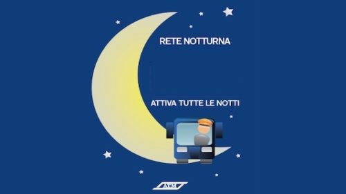 Bus notturni, da venerdì in servizio la linea da Porta Vittoria F.S. all'Idroscalo