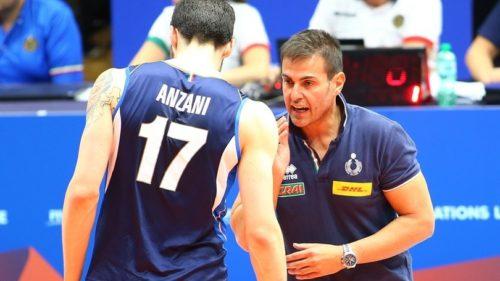 Volleyball Nations League: l'Italia piega 3-0 la Francia e si regala una notte di speranza